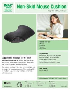 Non Skid Mouse Cushion
