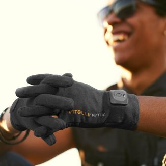 Intellinetix Vibration Therapy Gloves
