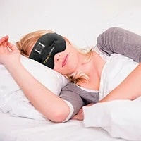 Intellinetix Vibrating Eye Mask